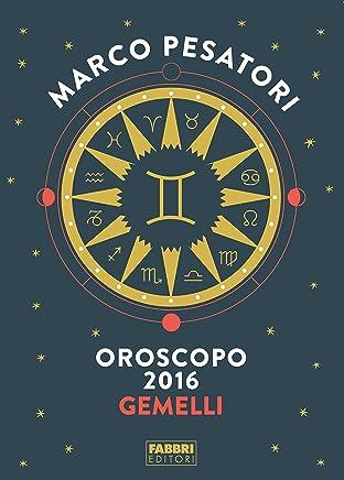 Gemelli - Oroscopo 2016