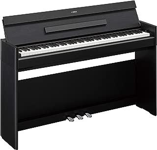 Yamaha YDPS54B Arius Series Slim Digital Console Piano, Black