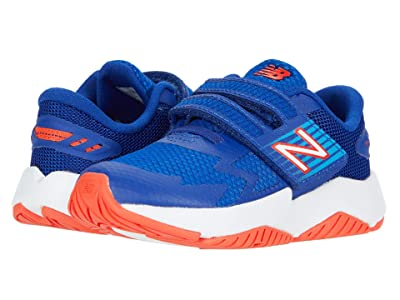 New Balance Kids Rave Run (Infant/Toddler) (Marine Blue/Vision Blue) Boy