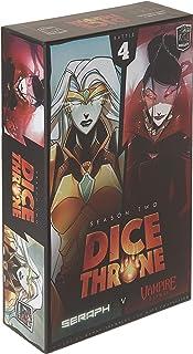 Seraph Vs Vampire Lord - Dice Throne: Season Two Board Game
