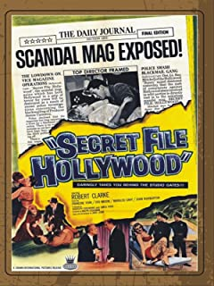 Secret File, Hollywood