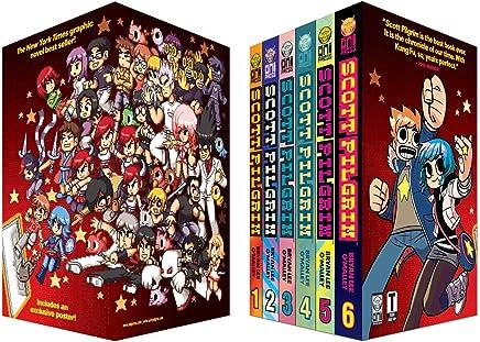 Scott Pilgrim 6 Volume Boxed Set [With Poster]