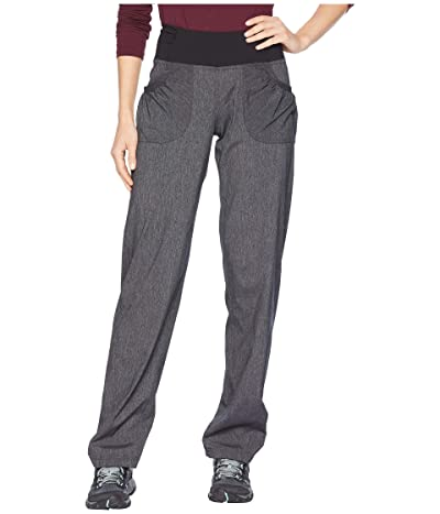 Prana Summit Pants (Charcoal Heather) Women