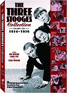 THREE STOOGES: VOL. 1-COLLECTION 1934-36