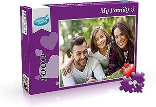 Venus Puzzle Custom Photo Puzzle 1000, Personalized Photo Puzzle 1000 Pieces 19 x 27 inches (Box Heart)