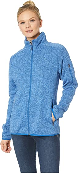 Sweater Fleece Full Zip Jacket