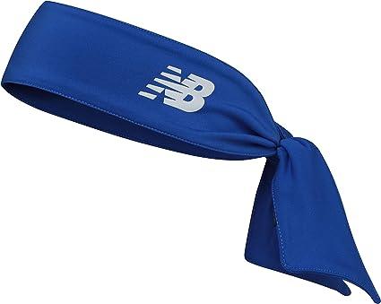 New Balance Men's and Women's Multi Colored Tieback Headband, One ...