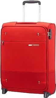 Samsonite Base Boost Upright S Bagaglio a Mano, 55 cm, 41 L, Rosso (Red)