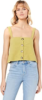 Rusty Women's Heartbreaker Crop CAMI