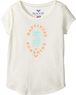 Roxy Kids - Happiness Sunshine Fashion Crew (Toddler/Little Kids/Big Kids)