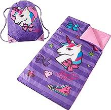 Nickelodeon JoJo Siwa Sling Bag Slumber Set, Pink