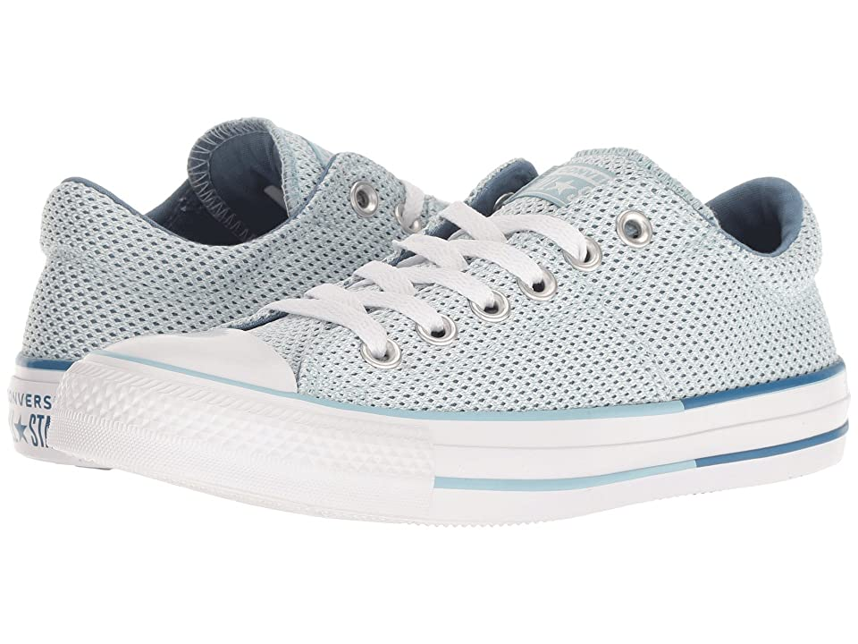 Converse Chuck Taylor(r) All Star(r) Madison Ox Color Pop Mesh (Ocean Bliss/Aegean Storm/White) Women