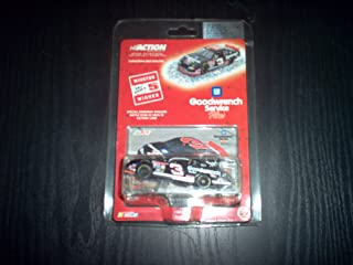 Dale Earnhardt Sr #3 Goodwrench Service Plus Monte Carlo Talladega No Bull Win 76th and Final Win of Earnhardt's Career 1/64 Scale Diecast Action Racing Collectables ARC Limited Edition