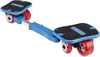 VIRO Rides Street Drifters Freestyle Sideways Skates, One Size, Blue