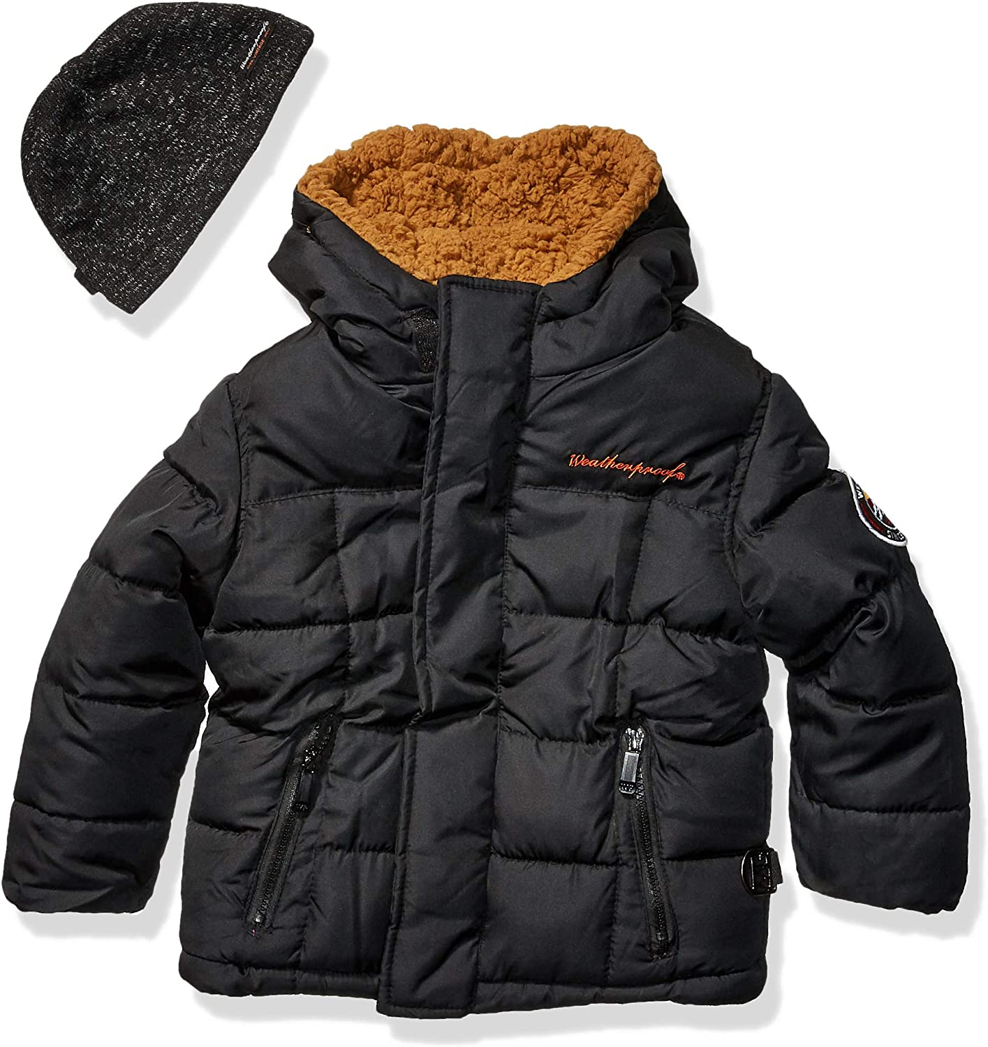 Very popular Weatherproof Boys' Outerwear Jacket More Elegant Available Styles