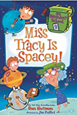 My Weirdest School #9: Miss Tracy Is Spacey! (English Edition) Format Kindle