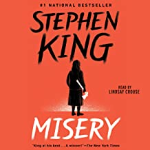 misery stephen king book