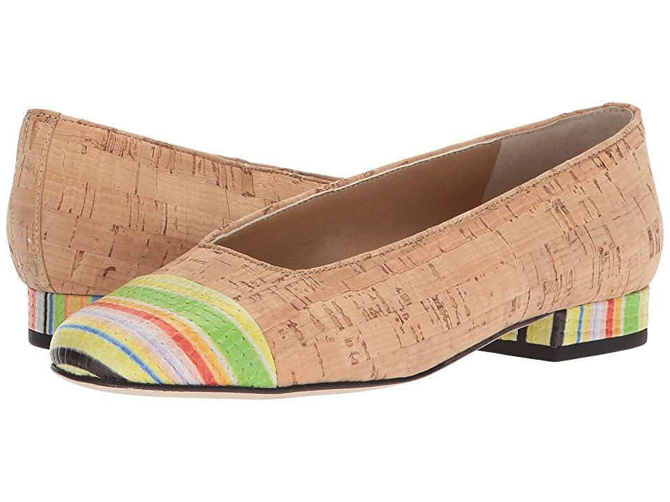 Vaneli FC-313 (Natural Cork/Multi Rainbow) Women