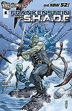 Frankenstein, Agent of SHADE (2011-) #3