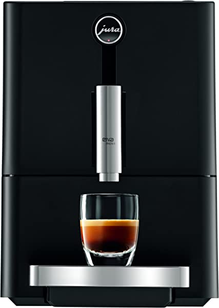 Jura 13626 ENA Micro 1 Automatic Coffee Machine Black