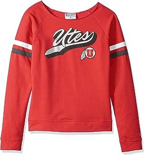 Champion Women's NCAA Long Sleeve Fall Fashion Sweatshirt