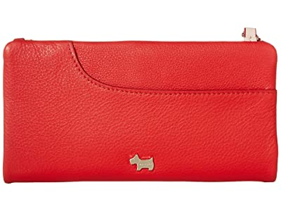 Radley London London Pockets Large Bifold Matinee (Ladybug) Wallet Handbags