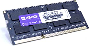 Memória Notebook Kazuk 4gb - 1600 Mhz Ddr3l Ram Kzrn-d3l164g