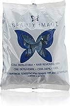 Beauty Image Cera Depilatoria, pastilla, Azul, 1000 gr