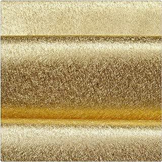 26110- Vinyl Gold Metallic Wallpaper for Gold Shiny Glitter Wallpaper for Living Room Wallpaper Walls,57square Feets/roll