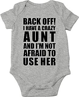 crazy aunt onesie