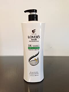 Lover's Hair Professional Anti Hair Loss 3X Shampoo Improve Scalp Care