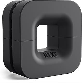 NZXT Puck - Zarządzanie kablami i mocowanie zestawu słuchawkowego - kompaktowy rozmiar - konstrukcja silikonowa - potężny ...