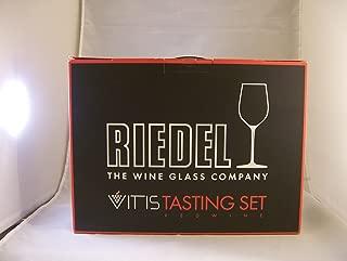 Riedel Vitis Tasting Set Red Wine -3 Piece Set