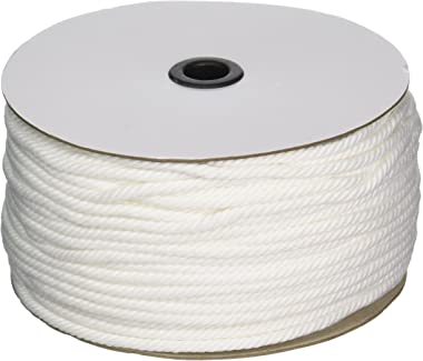 Dritz Cable Cord 3/16'' White Waterfall, Fabric by the Yard