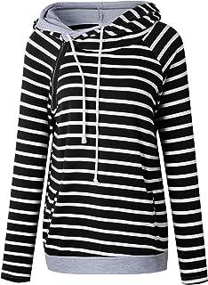 7TECH Stripe Panel Hoodie, Black