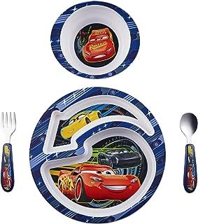 The First Years Disney/Pixar Cars 4-Piece Feeding Set