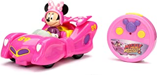 Jada Toys Disney Mickey & The Roadster Racers RC/Radio Control Toy Vehicle, Hot Pink
