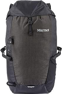 Marmot Kompressor 18L Pack, Black/Slate Grey, 38970-1027-ONE