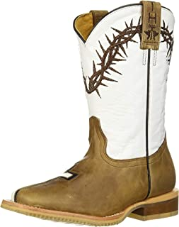 Tin Haul Shoes Kids' Crosses Western Boot