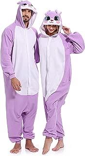 Adult Bunny Onesie Adult Unisex Pajamas Animal One Piece Cosplay Halloween Costume for Women Men