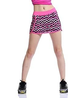 Amazon.es: Rosa - Faldas y faldas pantalón / Mujer: Deportes y ...