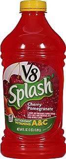 Best cherry pomegranate v8 splash Reviews