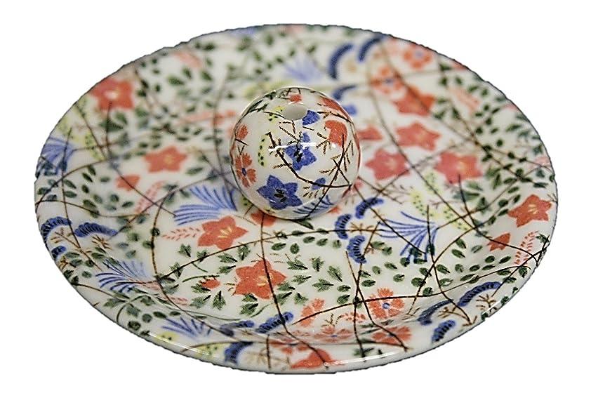欠伸アストロラーベ適性9-16 錦織 はな野 9cm香皿 お香立て お香たて 陶器 日本製 製造?直売品