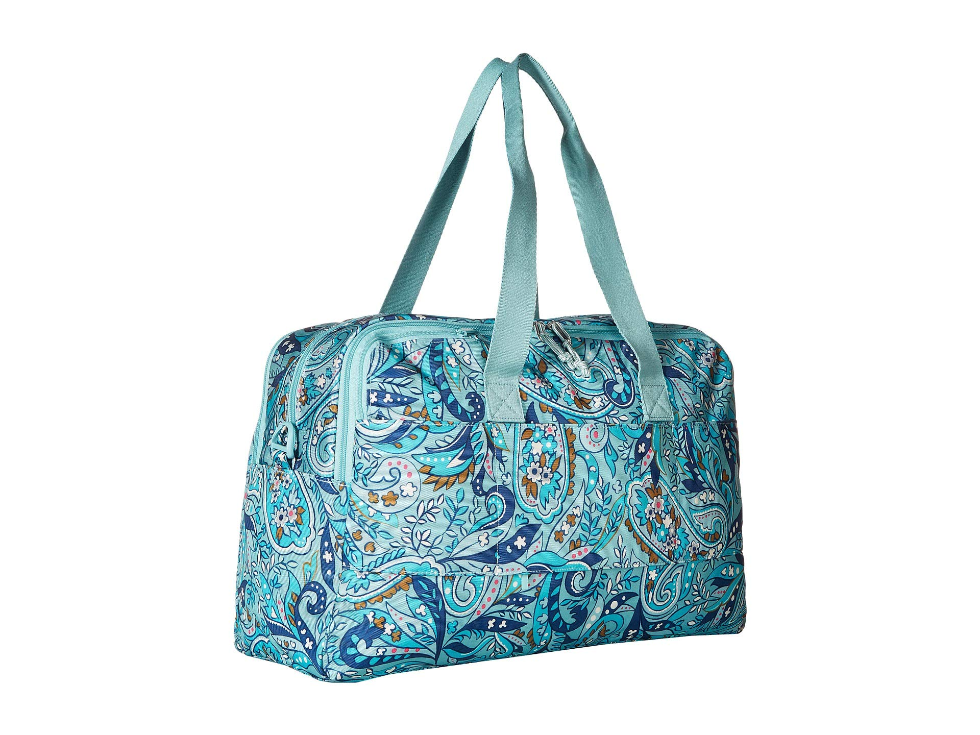 Vera Travel Weekender Daisy Bag Paisley Up Bradley Lighten r8nxw1rI