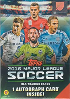 2015 mls trading cards