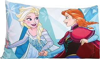Disney Frozen Anna Elsa Kids Pillowcase Standard Size - 20