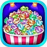 Popcorn Maker - Yummy Rainbow Popcorn Food | Education Game