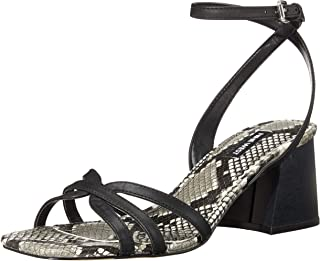 NINE WEST Women's Wngalea Heeled Sandal