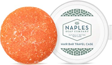 Naples Soap Company, 50-75 Use, Solid Shampoo Bar, Gentle, Eco-Friendly Haircare Helps Ensure Nourished and Healthy Hair, ...
