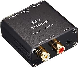 FiiO D03K-E 192kHz/24bit 同軸/光デジタル入力対応D/Aコンバーター 日本正規輸入品